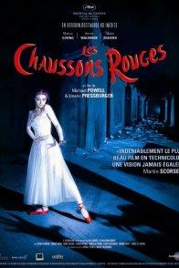 Affiche du film : Les chaussons rouges