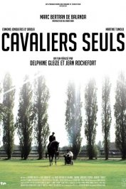 background picture for movie Cavaliers seuls