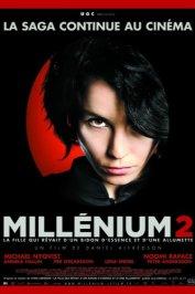 background picture for movie Millenium 2 - La Fille qui rêvait d'un bidon d'essence et d'une allumette