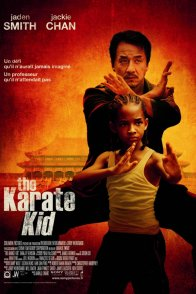 Affiche du film : The Karaté kid