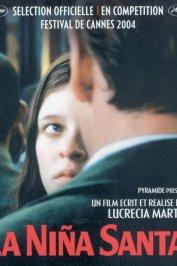 background picture for movie La Niña santa