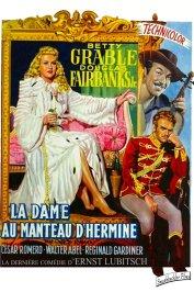 background picture for movie La Dame au manteau d'Hermine