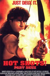 background picture for movie Hot shots ! 2