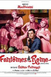 background picture for movie Fantômes à Rome