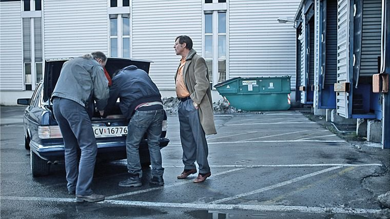 Photo dernier film Bjorn Floberg