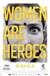 background picture for movie Women are heroes