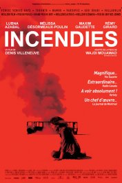 background picture for movie Incendies