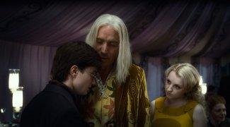 Affiche du film : Harry Potter et les reliques de la mort - Partie 1