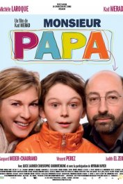 background picture for movie Monsieur Papa