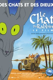 background picture for movie Le chat du Rabbin