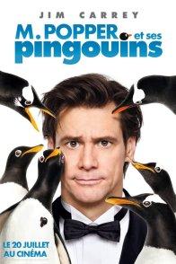 Affiche du film : M. Popper et ses pingouins