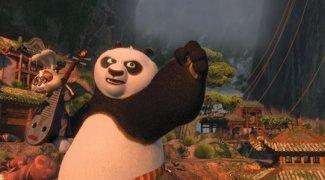 Affiche du film : Kung Fu Panda 2