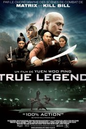 background picture for movie True Legend