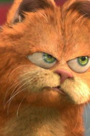 background picture for movie Garfield - le film