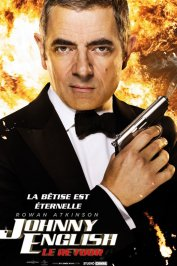 background picture for movie Johnny English, le retour