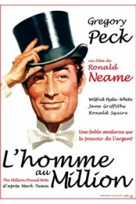 Affiche du film : L'homme au million