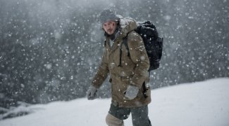Affiche du film : Le territoire des loups