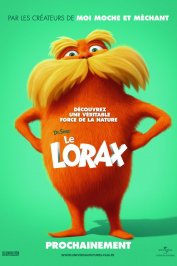 background picture for movie Le Lorax