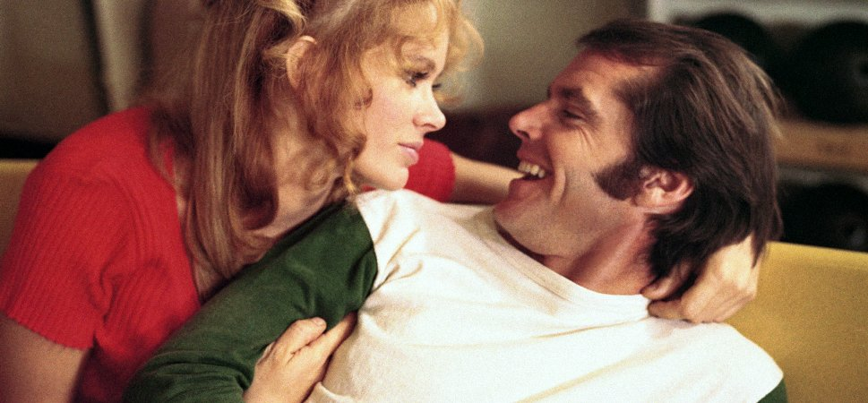 Photo dernier film Bob Rafelson