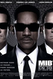 background picture for movie Men in black 3