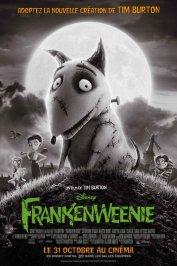background picture for movie Frankenweenie