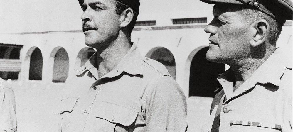 Photo dernier film Sean Connery