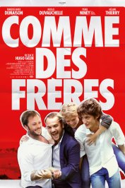 background picture for movie Comme des frères