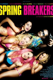 background picture for movie Spring Breakers
