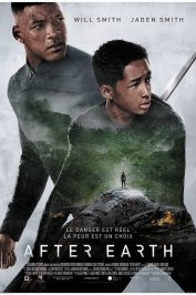 background picture for movie After Earth