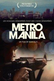 background picture for movie Metro Manila