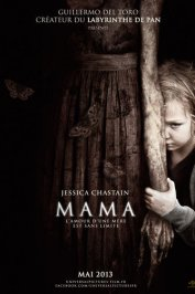 background picture for movie Mama