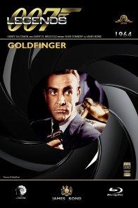 Affiche du film : Goldfinger