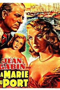Affiche du film : La marie du port
