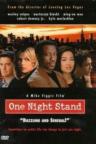 Affiche du film : Pour une nuit