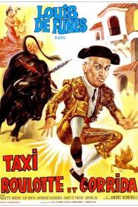 Affiche du film : Taxi roulotte et corrida
