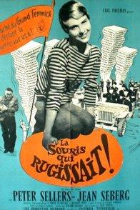 Affiche du film : La souris qui rugissait