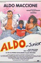background picture for movie Aldo et Junior