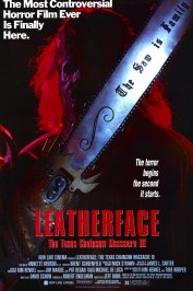 background picture for movie Leatherface
