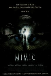 background picture for movie Mimic