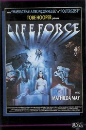 background picture for movie Lifeforce