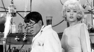 Affiche du film : Docteur jerry et mister love