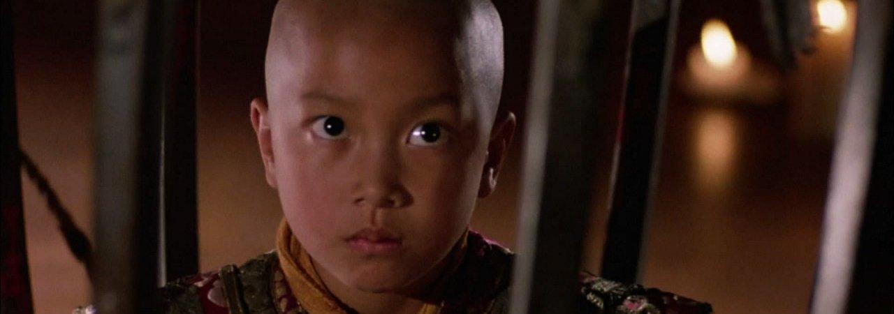 Photo du film : Golden child l'enfant sacre du tibet