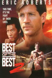 background picture for movie Best of the best 2