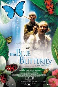 Affiche du film : Le papillon bleu