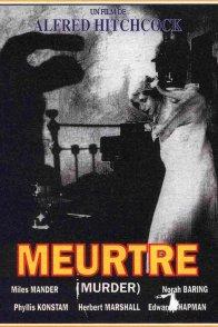 Affiche du film : Murder