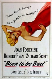 background picture for movie Born to be bad