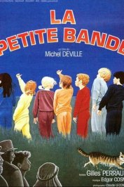 background picture for movie La petite bande