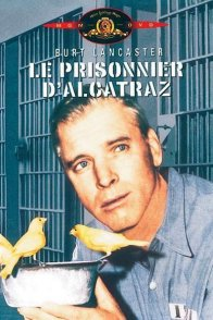 Affiche du film : Le prisonnier d'alcatraz