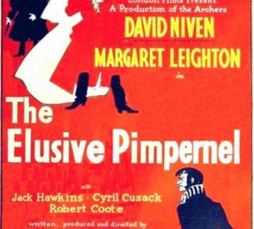 Photo du film : The elusive pimpernel