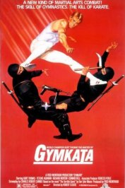 background picture for movie Gymkata